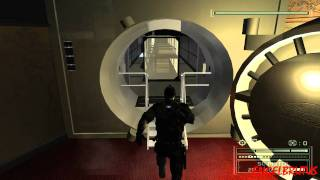 Splinter Cell Chaos Theory Mission 3: Bank PC Gameplay Part 3/3