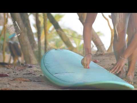 Surfing Playa Encuentro, Cabarete with Swell Surf Camp