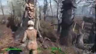 Fallout 4 Прохождение - где найти пришельца и получить его пушку.