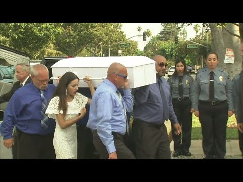 Private funeral, public memorial for 5 year old South Pasadena boy