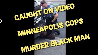 5X5 LIVE | Minneapolis Police Kill Murder George Floyd an Unarmed Handcuffed Black Man