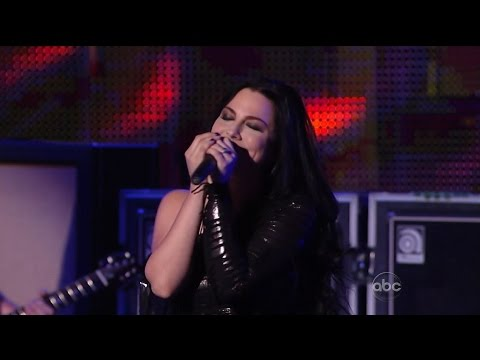 Evanescence - What You Want ( Live 2011)