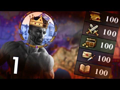 САМЫЙ ЛУЧШИЙ ПРАВИТЕЛЬ В Crusader Kings 2