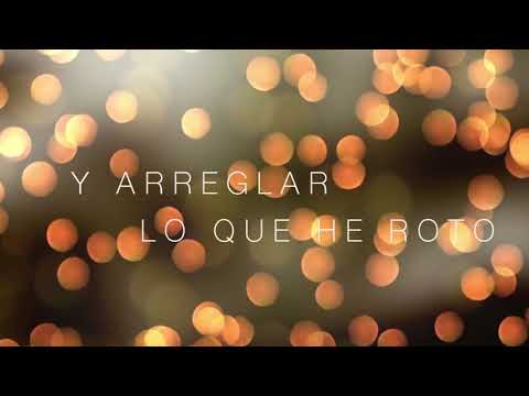 You Are The Reason - CALUM SCOTT  (Spanish Version / Cover En Español) Lyrics