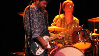 "Tab Benoit, ""Solid Simple Things,"" live at the Rialto Theater, Tucson, 0/18/2012"