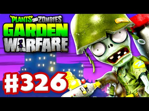 Plants vs. Zombies: Garden Warfare - Gameplay Walkthrough Part 326 - Foot Soldier Revisited! (PC)