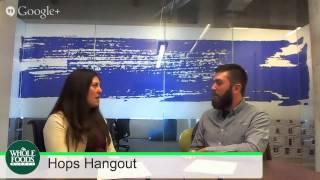 Hops Hangout: Whole Foods Market Domain