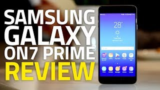 Samsung Galaxy On7 Prime Review | Camera, Samsung Mall, Specs, and More