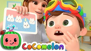 Loose Tooth Song | CoComelon Nursery Rhymes & Kids Songs