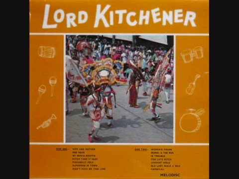 Lord Kitchener - The Power of Music
