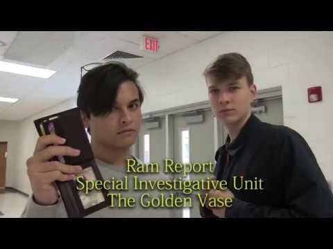 Ram Report Special Investigative Unit: The Golden Vase