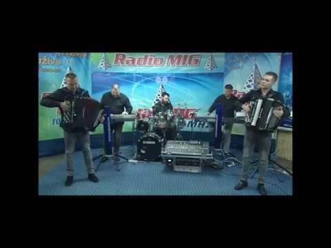 Radio MIG - Oreol Bend - Kolo - Zasviraj i Zapevaj Uzivo - NOVO 2017