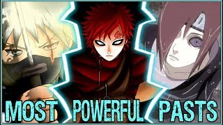 Top 5 Most Powerful Naruto Backstories - A Trip to the Feels...