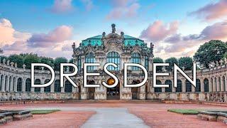 Dresden A walking tour around the city / Ein Rundgang durch die Stadt / Un paseo por la ciudad