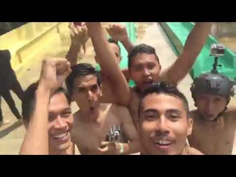 Keep Hustlin' at Waterbom Jakarta