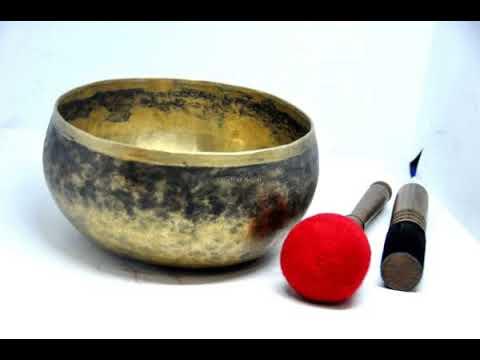 Old singing bowl-collected singing bowl-koprebati singing bowl-Antique Bowls