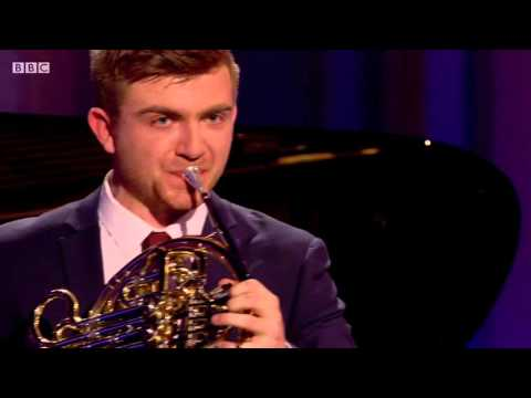 Ben Goldscheider makes it to the Final of the BBC Young Musician 2016