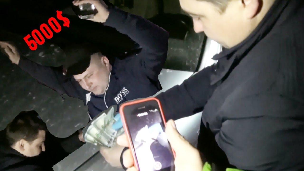 Полиция закарпатья предлагает 5 тыс. долларов за видео со взяткой!