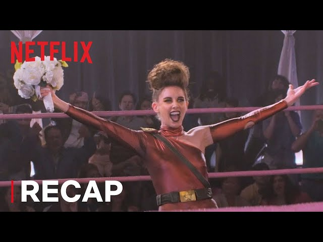 GLOW | Season 2 Recap | Netflix
