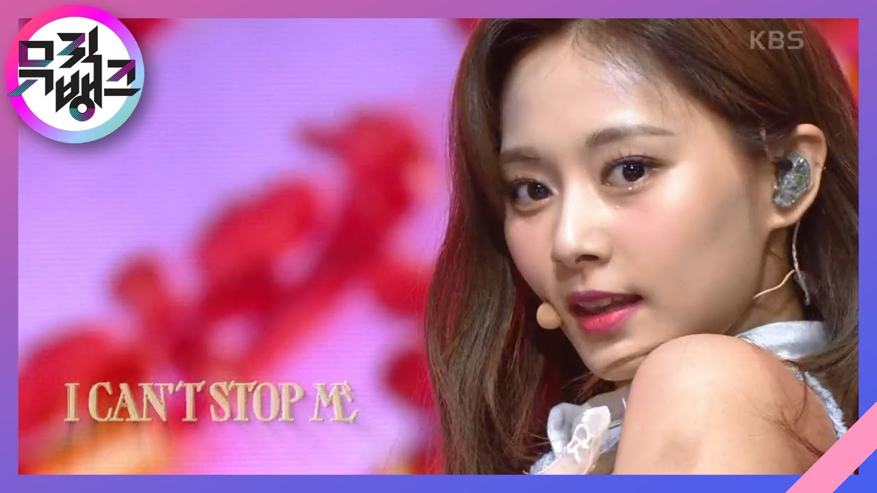Download I CAN'T STOP ME - TWICE(트와이스) [뮤직뱅크/Music Bank] | KBS 201106 방송