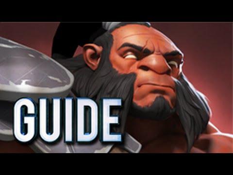 Dota 2 Guide - Axe