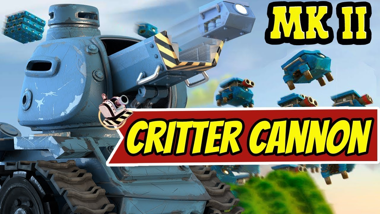 boom beach critter cannon mkii deployable turret july 7 2018