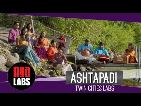 Ashtapadi: Twin Cities Labs | Indian Classical Music