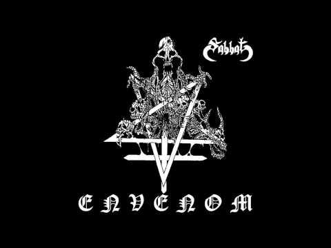 Sabbat  Envenom Full Album