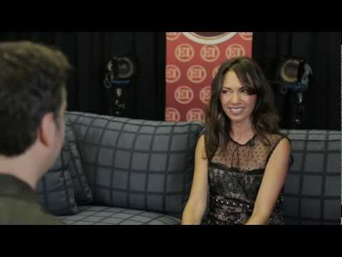 Susanna Hoffs Uncut Interview with ET
