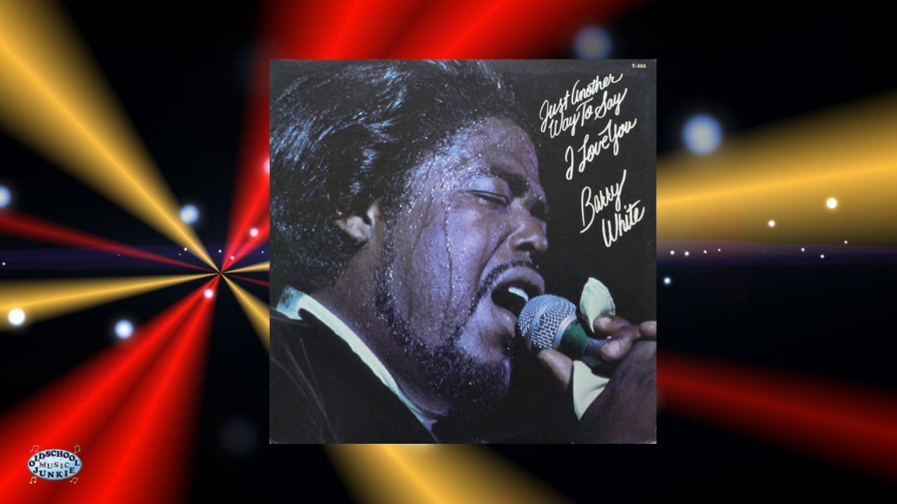 Barry White All Because Of You Youtube