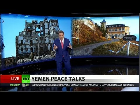 The trouble with Yemen Peace Talks