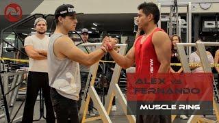 CrossFit VS Entrenamiento Funcional - 2k16 #2 Muscle Ring