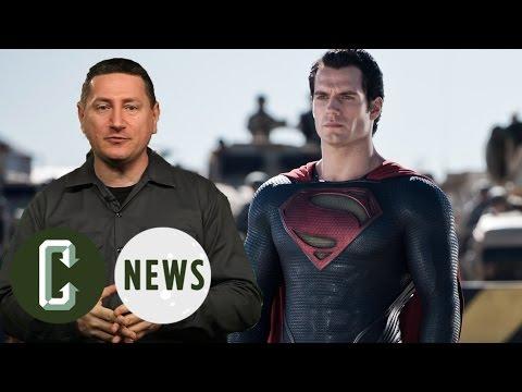 Man of Steel 2: Matthew Vaughn Eyed to Direct Sequel   Collider News