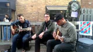 Hawthorne Heights - Ohio is for Lovers (Acoustic Pop-Up Shop)