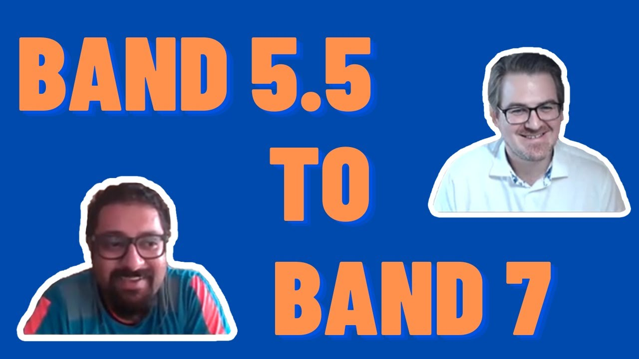 IELTS Writing | How Rajesh Went From a Band 5.5 to 7