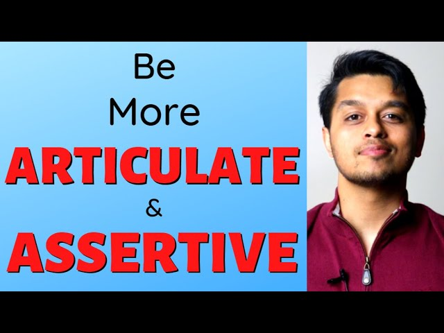 How to be More Assertive without Being Aggressive