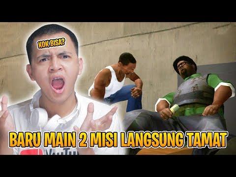WOW Cuman 15 MENIT GTA SAN ANDREAS Langsung TAMAT! Tanpa Cheat/ MOD