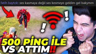 SES KASMAYA DEĞİL SES KESMEYE GELDİM DEDİ!!   PUBG Mobile