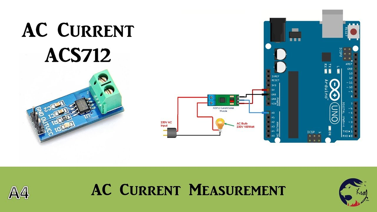 Arduino - ACS712 AC Current Measurement without Error