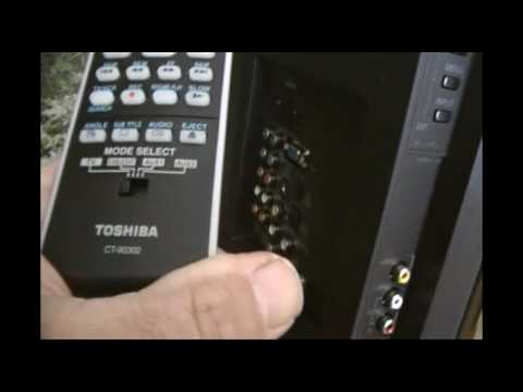 Review Toshiba LCD HD TV Integrated High Definition
