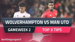 Premier League | Top 3 Betting Tips For Wolverhampton Wanderers Vs Manchester United