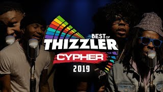 Stroy Moyd, MKT Time, Zayypaiid, Hannibal Thompson (Comedy Cypher) || Best Of Thizzler Cypher 2019