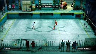 Messi vs Cristiano Ronaldo Episodio 1 (FIFA Street)