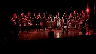SAMAJAM -- PERCUSSIONS BRÉSILIENNES Brazilian percussions show