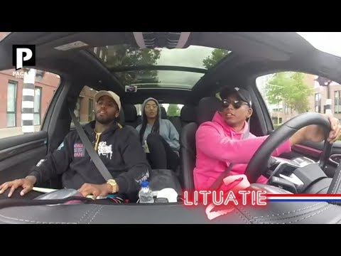 GLOWINTHEDARK: LITUATIE 2 Carpool Sessions - Ayden