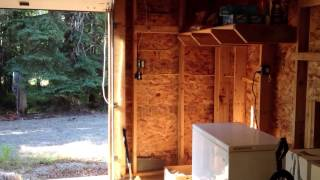 Master Bedroom Cabin 16' X 20'