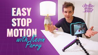 Stop-Motion with ONLY a Phone App