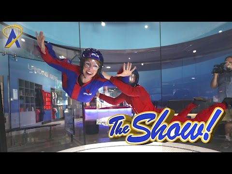 Attractions - The Show -  iFly Orlando; I-Drive NASCAR; latest news - May 18, 2017