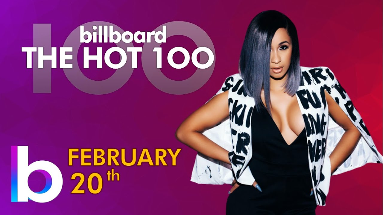 Billboard Hot 100 Top Singles This Week (February 20th, 2021)