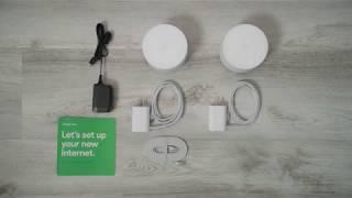 Google Fiber Self Installation with Google Wifi
